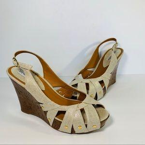 Steve Madden Shoes - STEVE MADDEN CREAM SHOES